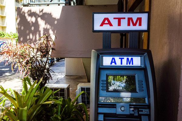 2.海外ATMの手数料無料