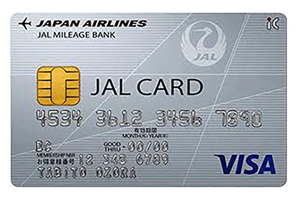 1位:JALカード