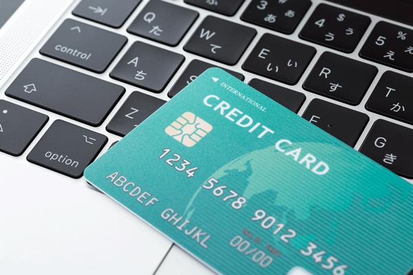 ② クレジットカード