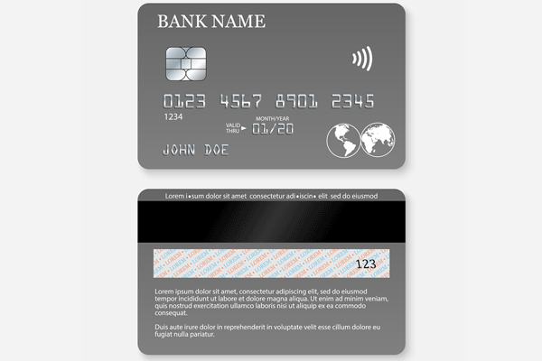 クレジットカードごとに署名内容が違っても平気か